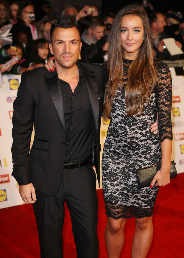 Peter Andre, Guest The Daily Mirror Pride of Britain Awards 2012 held at Grosvenor House hotel - Arrivals London, England - 29.10.12 Mandatory Credit: WENN.com