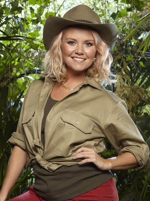 Charlie Brooks I'm a Celebrity 2012 line-up announced in full!