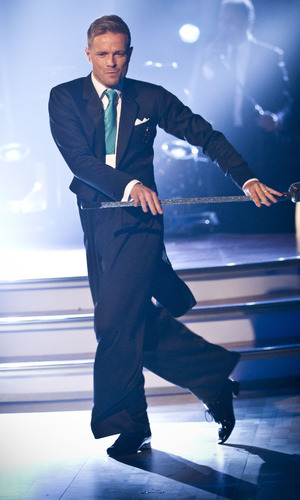 Nicky Byrne on Strictly Come Dancing live show week 7, 10/11