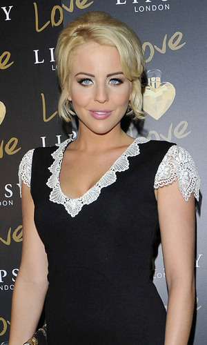 miss mode: Lydia Bright, at the Lipsy London Love launch party at Gilgamesh. London, England - 06.11.12 Mandatory Credit: WENN.com