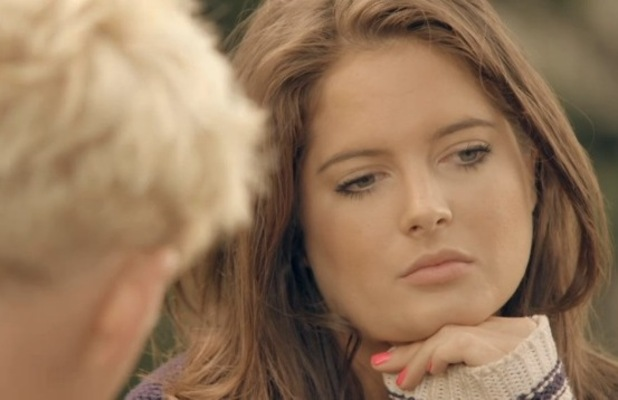Jamie Laing tells Binky Felstead he doesn&#39;t want to be exclusive