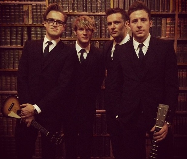 McFly's Tom Fletcher apologises to Bandmate for 'stealing his thunder'