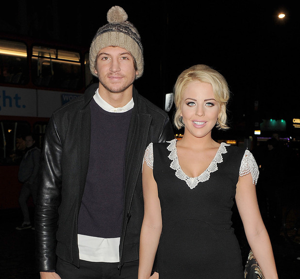 Tom Kilbey and Lydia Rose-Bright