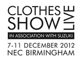 Clothes Show Live logo