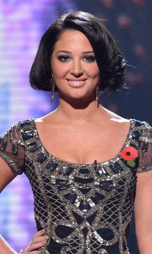Tulisa, 'The X Factor Live' TV Programme, London, Britain - 10 Nov 2012