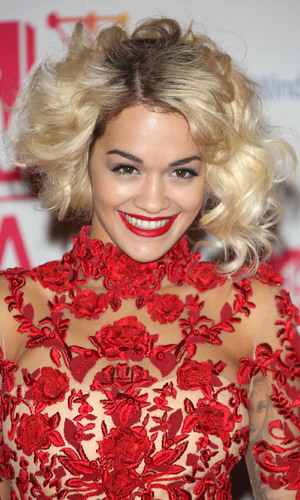 Brtish singer Rita OraThe MTV EMA's 2012 held at Festhalle - arrivals Frankfurt, Germany - 11.11.12 **Not available for publication in Germany and France. Available for publication in the rest of the world** Mandatory Credit: Hudson/WENN.com