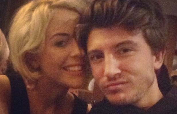 TOWIE's Tom Kilbey and Lydia Bright