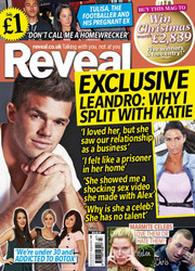 Reveal issue 47 cover - on sale 20 November 2012