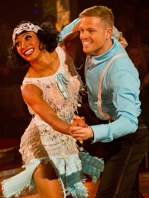 Karen Hauer, Nicky Byrne, Strictly Come Dancing
