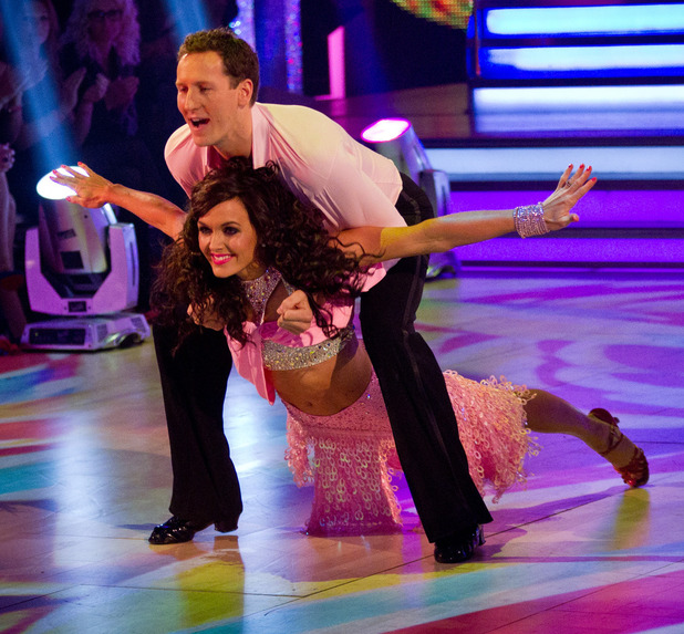 Victoria Pendleton, Brendan Cole, Strictly Come Dancing