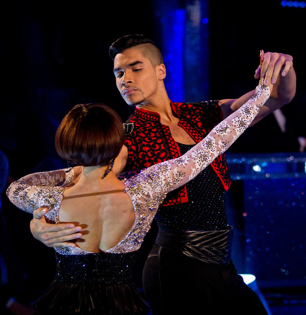 Louis Smith, Flavia Cacace, Strictly Come Dancing