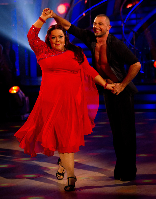 Strictly Come Dancing Week 8: Lisa and Robin