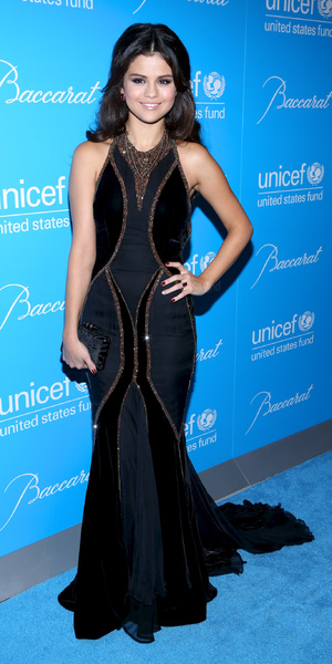 8th Annual UNICEF Snowflake Ball at Cipriani 42nd StreetFeaturing: Selena Gomez