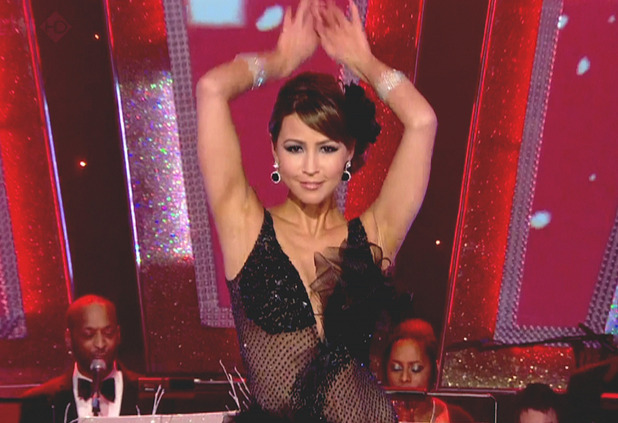 Rachel Stevens performs on the final of 'Strictly Come Dancing'. Shown on BBC1England - 19.12.09 Supplied by WENN.comWENN does not claim any ownership including but not limited to Copyright or License in the attached material. Any downloading fees charged by WENN are for WENN's services only, and do not, nor are they intended to, convey to the user any ownership of Copyright or License in the material. By publishing this material you expressly agree to indemnify and to hold WENN and its directors, shareholders and employees harmless from any loss, claims, damages, demands, expenses (including legal fees), or any causes of action or  allegation against WENN arising out of or connected in any way with publication of the material.