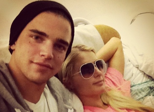 River Viiperi, Paris Hilton fly to Goa
