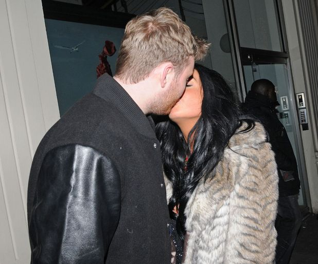 Celebrities at the Mahiki nightclub, London, Britain - 28 Nov 2012 Subhead: James Arthur Supplementary info: Categories: Music, Male, Personality Byline: Photofab/Rex Features