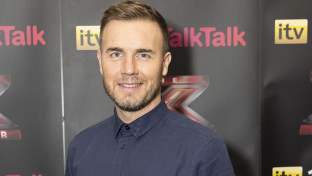 The X Factor Finalists and Judges press conference. TV Programme, Manchester. - 06 Dec 2012 Judges : Gary Barlow 6 Dec 2012