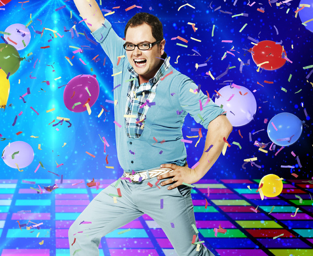 Alan Carr's NYE Specstacular 2012