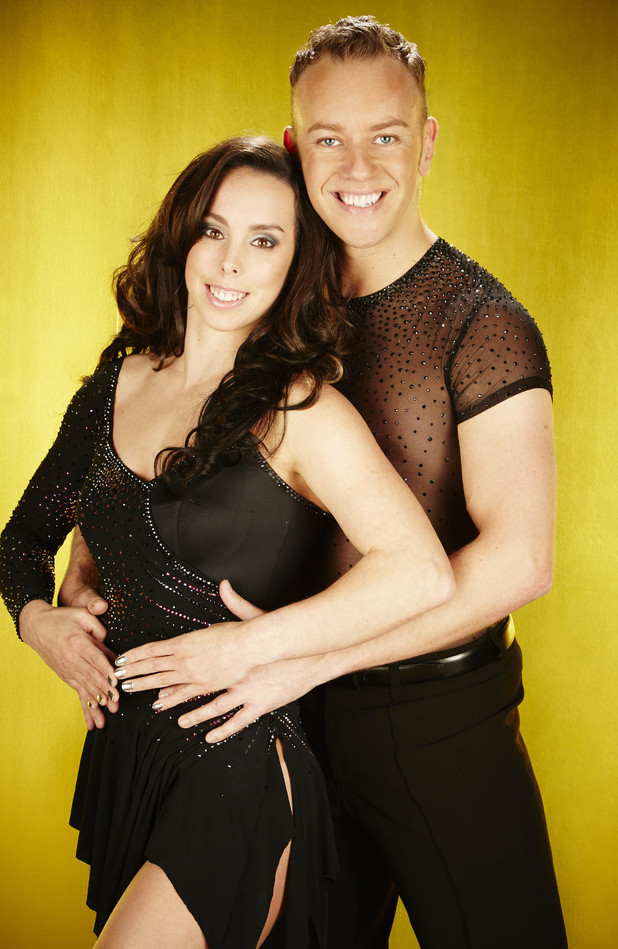 Dancing On Ice's Beth Tweddle and Dan Whiston