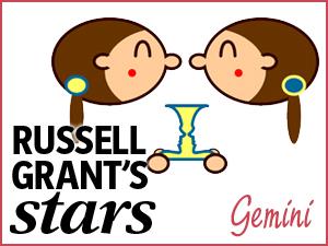 Russell Grant's stars, Gemini