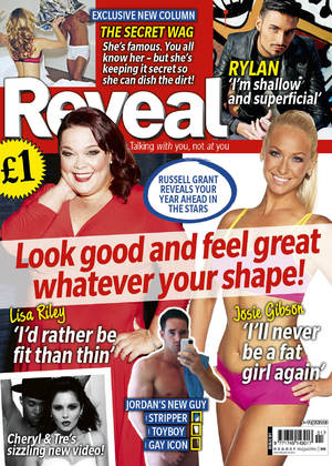 Reveal Week 1, 2013 cover