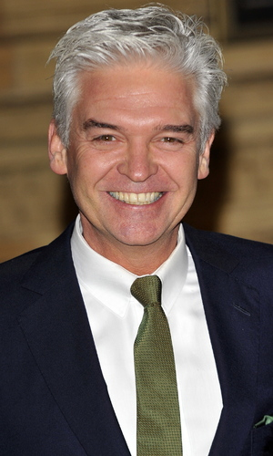 Phillip Schofield The Princes' Trust Comedy Gala at Royal Albert Hall London, England- 28.11.12 Credit: (Mandatory): WENN.com