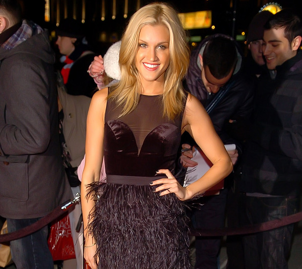 Ashley Roberts The Noble Gift Gala held at the ME Hotel - Arrivals London, England - 08.12.12 Mandatory Credit: WENN.com