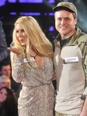 Heidi Montag and Spencer Pratt, Celebrity Big Brother 2013 Launch held at Elstree Studios, 2013
