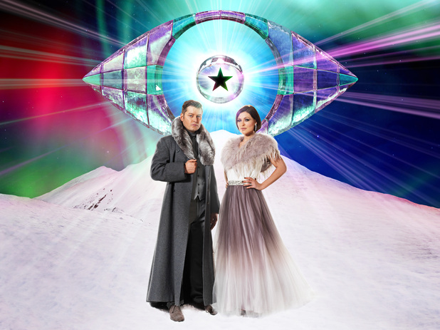 Celebrity Big Brother 2013, Brian Dowling and Emma Willis