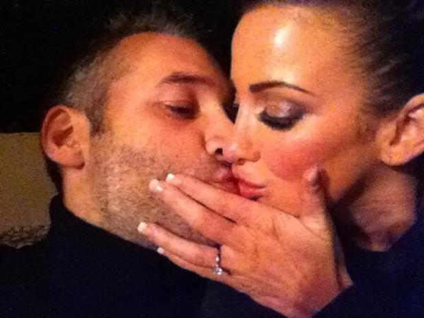 Dane Bowers gets engaged to girlfriend Sophia Cahill - December 2013