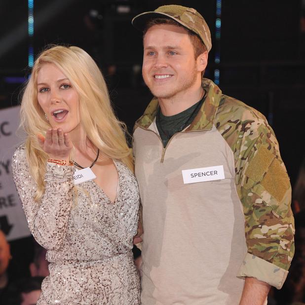 Celebrity Big Brother: Who are Heidi Montag and Spencer Pratt?
