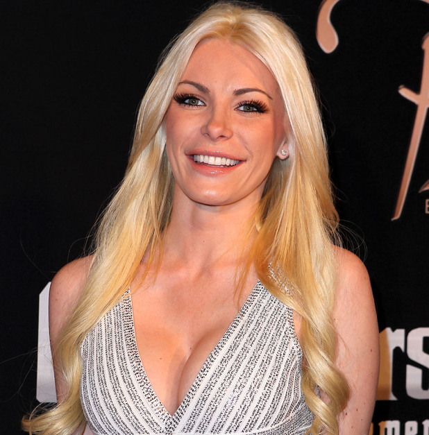 Crystal Harris hosts 'Sexy Party' at Crazy Horse III and Posh Boutique nightclub Las Vegas, Nevada - 16.03.12 Mandatory Credit: Judy Eddy/WENN.com