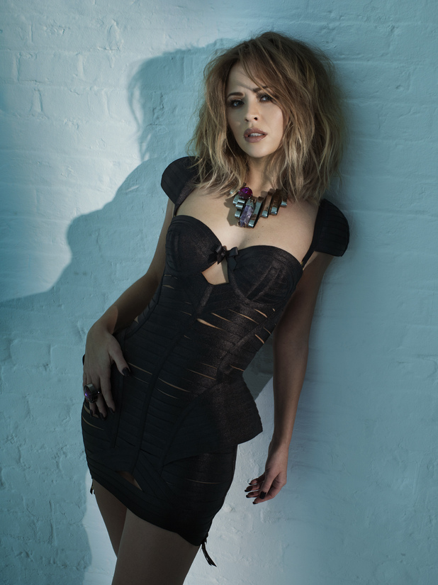Kimberley Walsh Cosmopolitan cover shoot