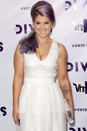Kelly Osbourne admits weight gain made her contemplate ... Kelly Osbourne Weight Gain