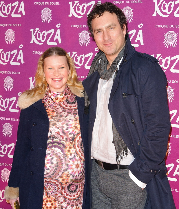 Kooza Cirque Du Soleil opening night at the Royal Albert Hall - ArrivalsFeaturing: Joanna Page Where: London, England When: 08 Jan 2013 Credit: WENN.com