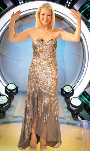 Gillian Taylforth evicted from CBB