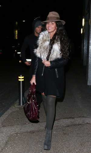 Miss Mode: Mark Wright and Michelle Keegan spotted together late last night in Central LondonFeaturing: Michelle Keegan, Mark Wright Where: London, United Kingdom When: 13 Jan 2013 Credit: Ratello/WENN.com