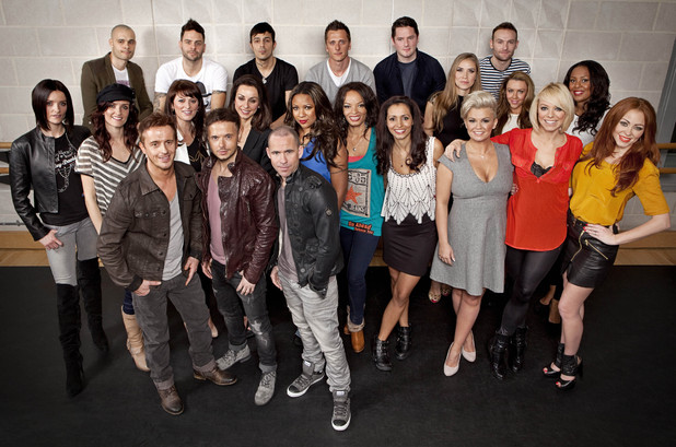 5ive, Atomic Kitten, B*Witched, Liberty X, 911 for Big Reunion arena tour