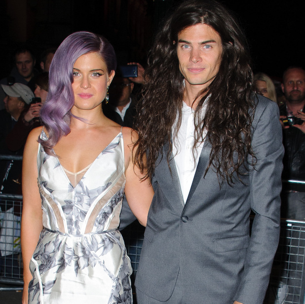 Kelly Osbourne and Matthew Mosshart Cosmopolitan Ultimate Women Of The Year Awards held at the Victoria and Albert Museum - Arrivals. London, England - 30.10.12 Mandatory Credit: WENN.com