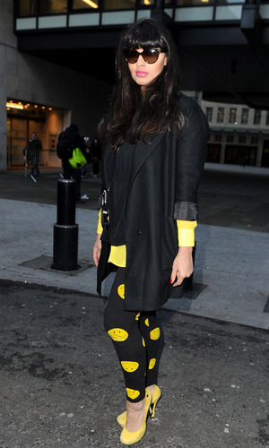 Miss Mode: Jameela Jamil leggings