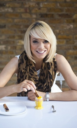 Liz McClarnon for british lion eggs