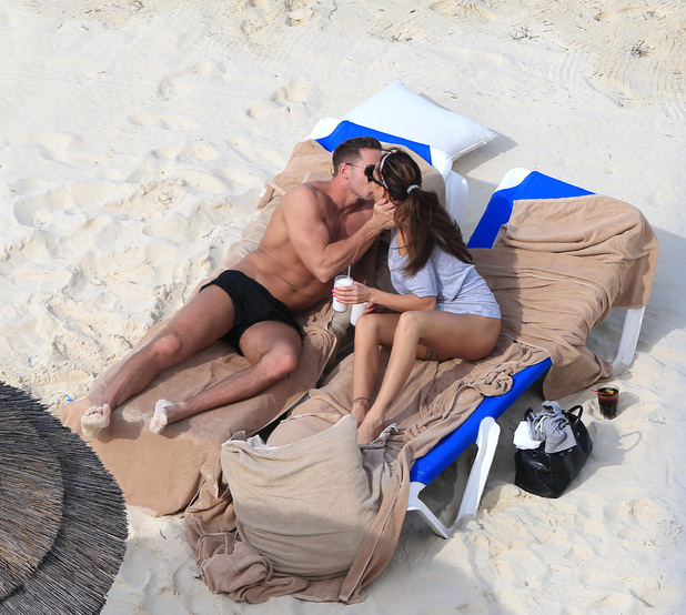 REVEAL EXCLUSIVE. Katie Price and Kieran on Honeymoon.
