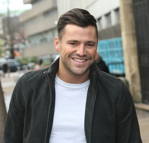Celebrities at the ITV studiosFeaturing: Mark Wright Where: London, United Kingdom When: 31 Jan 2013 Credit: WENN.com