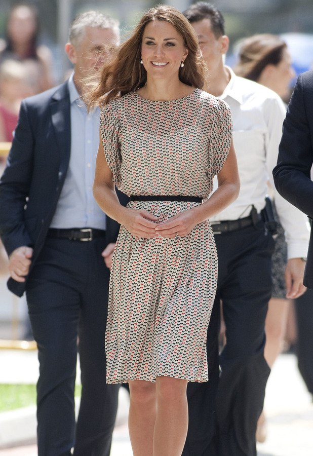 Famous Kate Middleton Casual Style