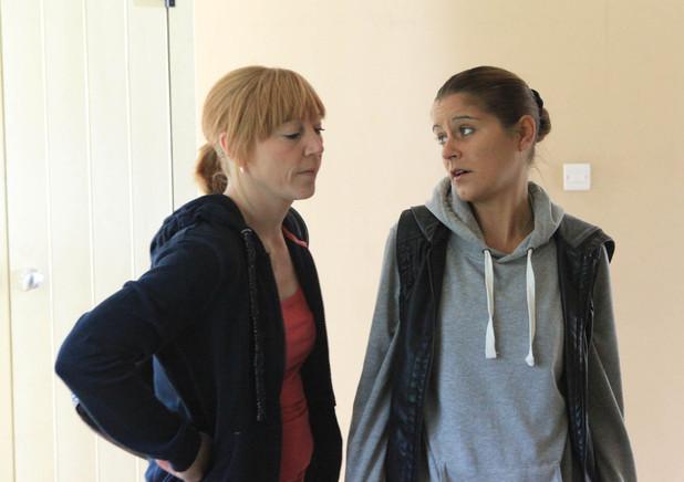 Emmerdale, Ali asks Rachel about Sam, Tue 12 Feb