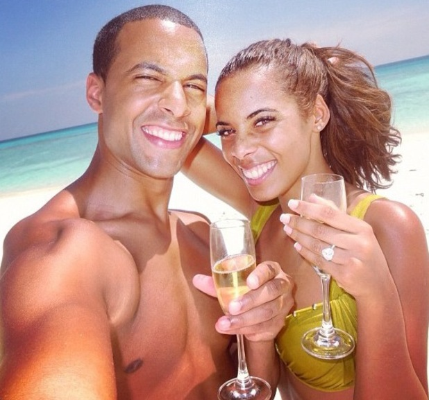 Rochelle and Marvin: Their romance in pictures