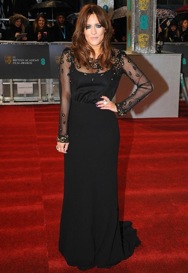 BAFTAs 2013: Celebrities arrive on the red carpet
