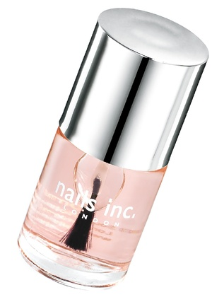 Nails Inc Kensington Caviar Top Coat, £12