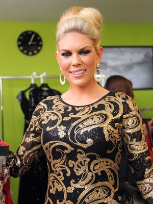 Celebrity-Frankie Essex-Essex Fashion Week