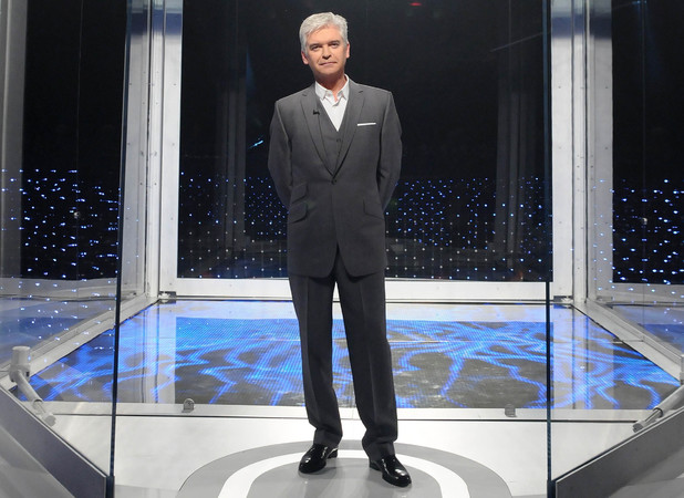 The Cube, ITV, Phillip Schofield